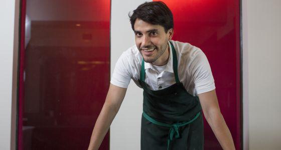 O chef peruano Virgilio Martínez.