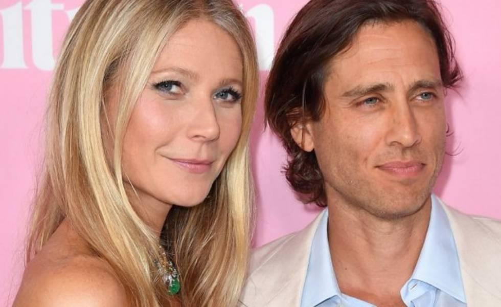 Gwyneth Paltrow e seu marido, Brad Falchuk, vivem em casas separadas e ficam juntos quatro noites por semana.