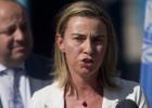 Federica Mogherini apresenta ao primeiro-ministro Netanyahu as exigências europeias em sua primeira viagem à região