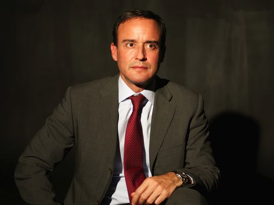 O promotor Roberto Porto