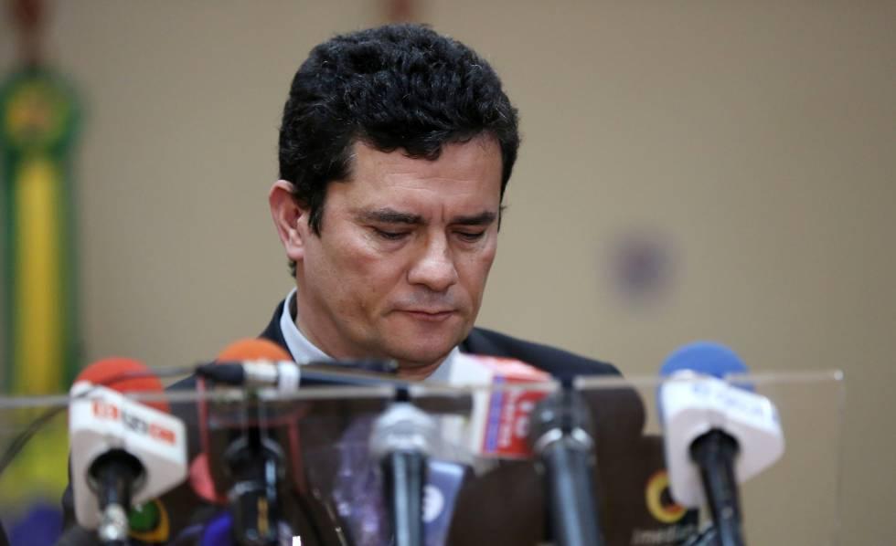 Sérgio Moro em Manaus nesta segunda-feira.