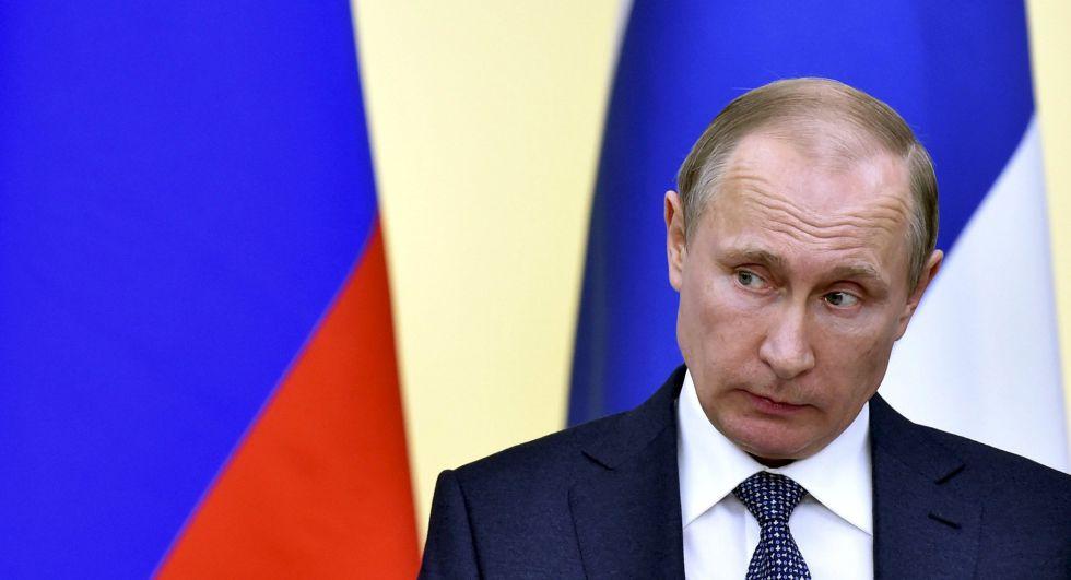 Putin, em uma foto de arquivo.