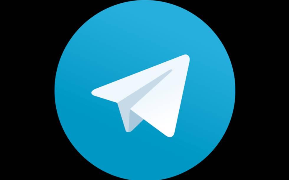 Logotipo do Telegram, o sistema utilizado pela força-tarefa da Lava Jato e que teve as mensagens vazadas pelo 'The Intercept Brasil'.