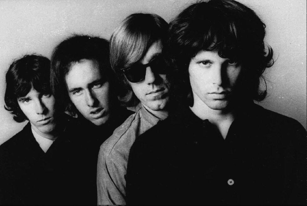 A banda The Doors em imagem de arquivo.