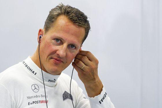 Schumacher, em 2012.