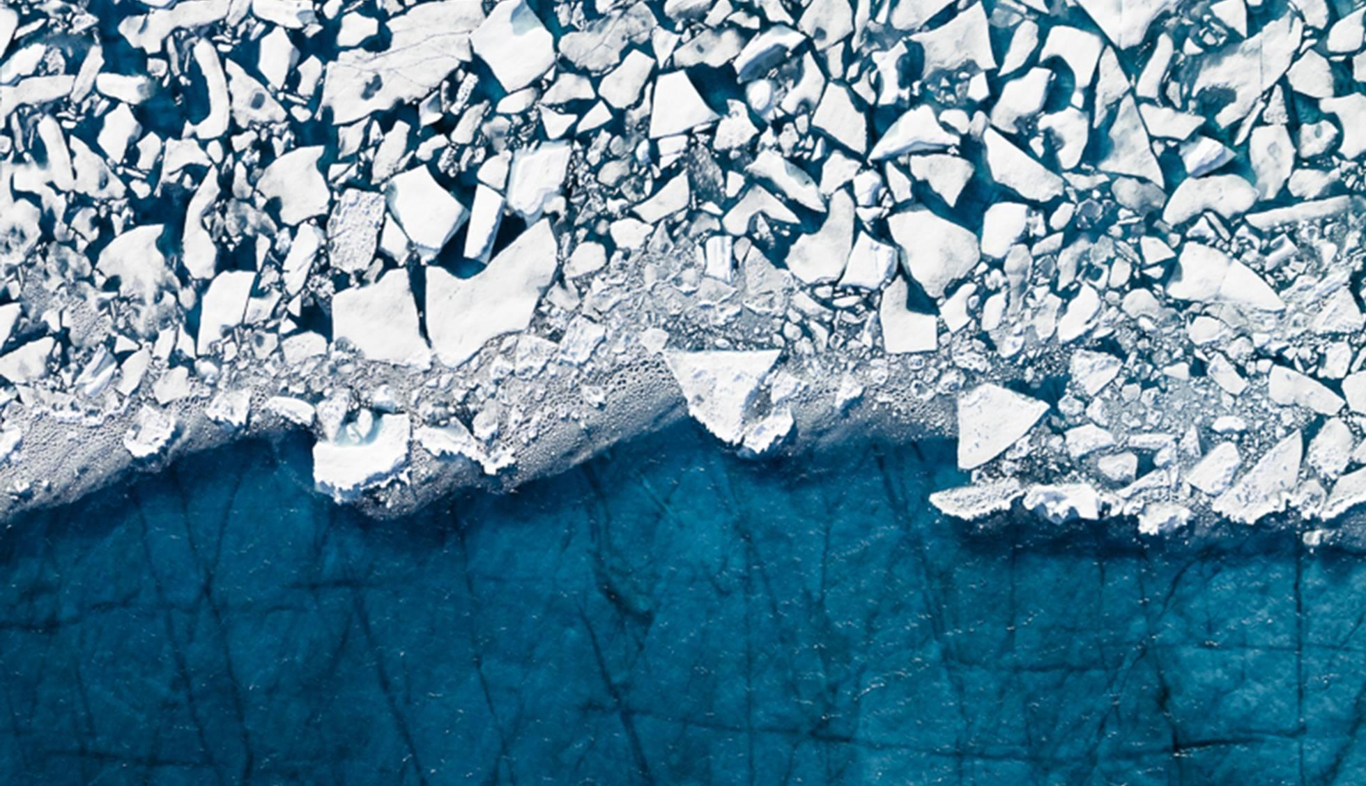O gigantesco cubo de gelo que cobre a maior parte da Groenlândia, com quase cinco vezes a extensão de Espanha, se está derritiendo a um ritmo acelerado.