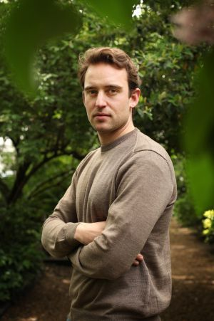 Joël Dicker, em uma foto de 2013.