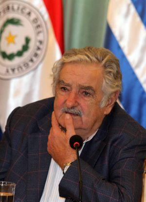 José Mujica, presidente do Uruguai.