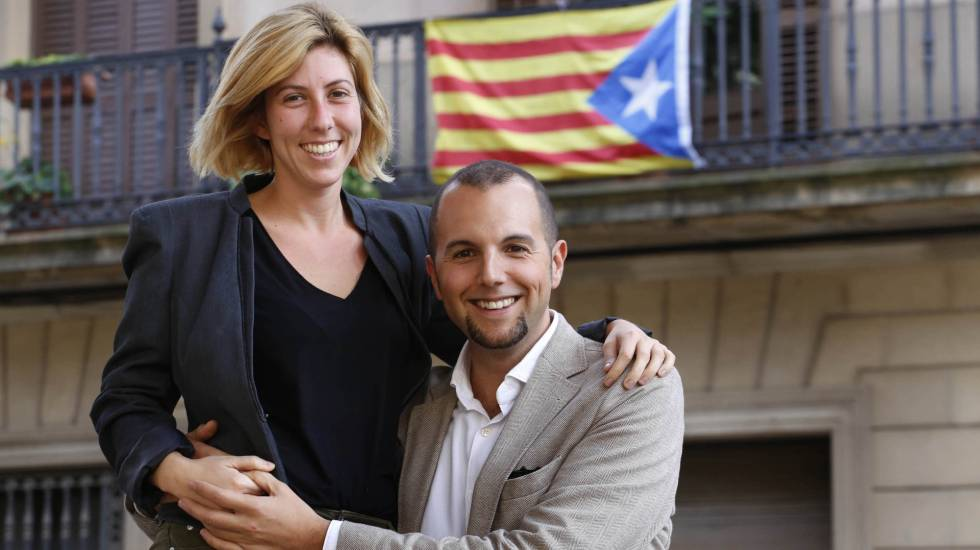 Alejandro Rodríguez e Gloria Jurado Gómez