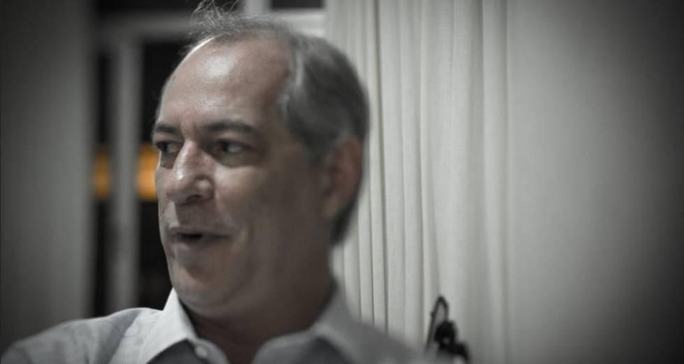 O pré-candidato à presidência do PDT, Ciro Gomes.