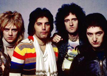 A música da banda Queen, de 1975, superou 1,6 bilhão de reproduções, segundo a Universal Music