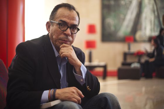 O jornalista Alfredo Corchado, em Guadalajara.