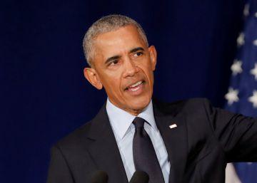 """O ex-presidente pressiona os democratas a votar em massa  """"Nossa democracia depende disso"""""""