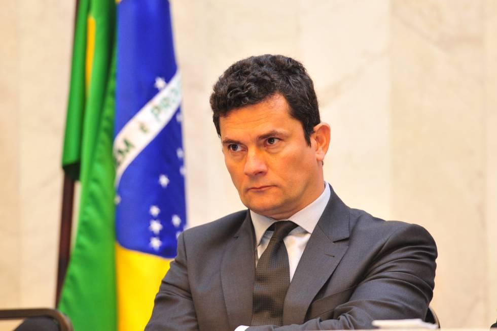 O juiz Sérgio Moro que já foi vítima de notícias falsas