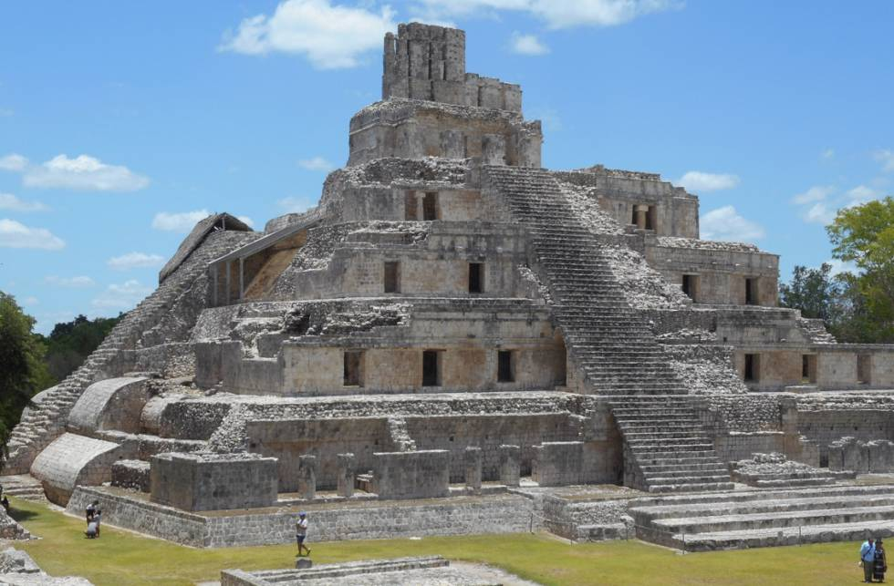 Mayas En El País