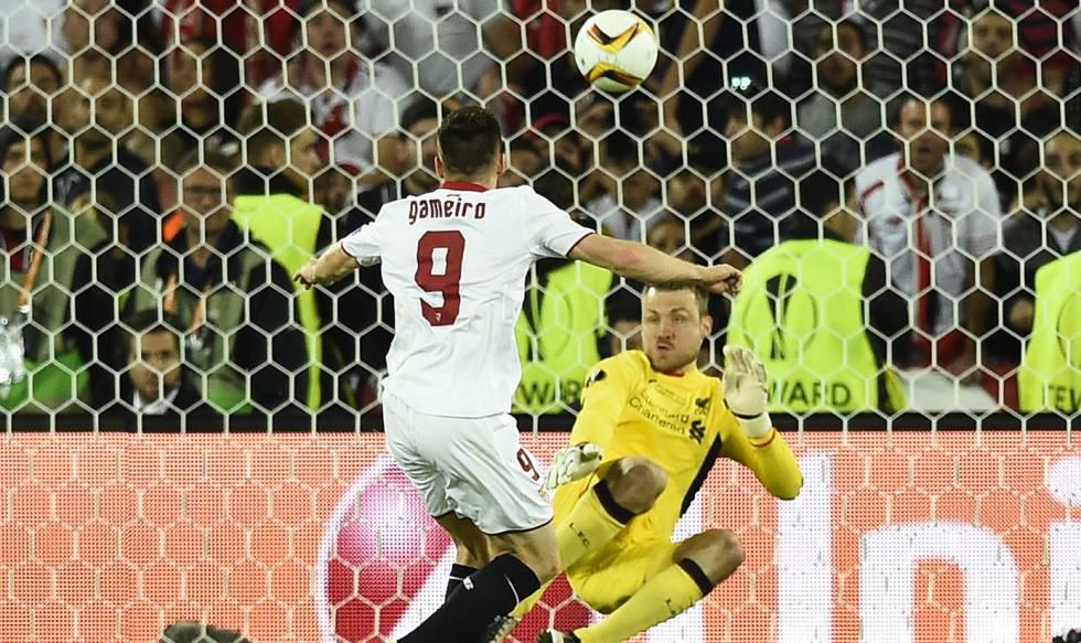 O Sevilla virou sobre o Liverpool.