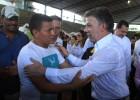 Presidente da Colômbia pede uma reunião extraordinária da Unasul para buscar uma saída da crise na fronteira