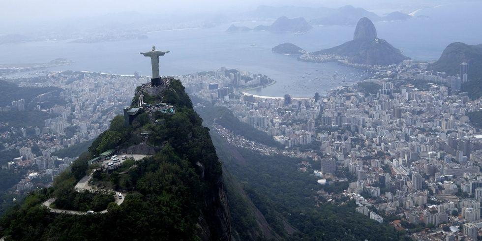 Jogos do Rio terão 20 mil voluntários a menos.