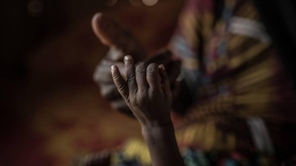 350.000 pessoas estão em risco de insegurança alimentar no Chade. O deslocamento maciço deixou mais de oito milhões de pessoas à beira da fome.