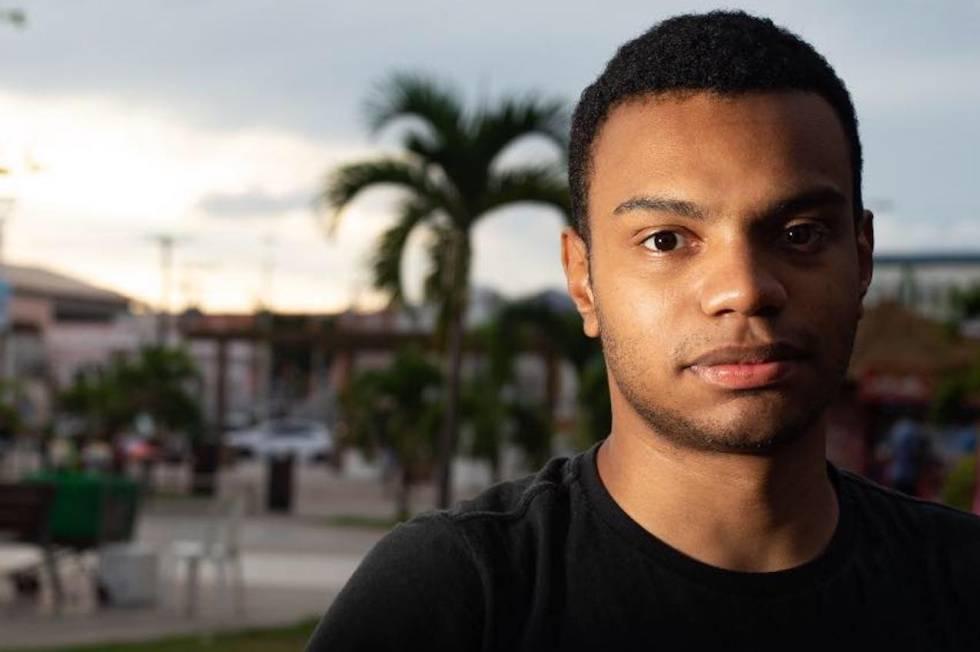 O vereador de São Paulo Fernando Holiday (DEM).