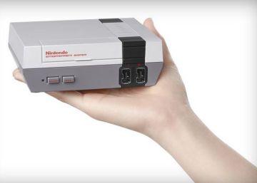 A empresa colocará no mercado em novembro uma versão  mini  do videogame, sucesso dos anos oitenta