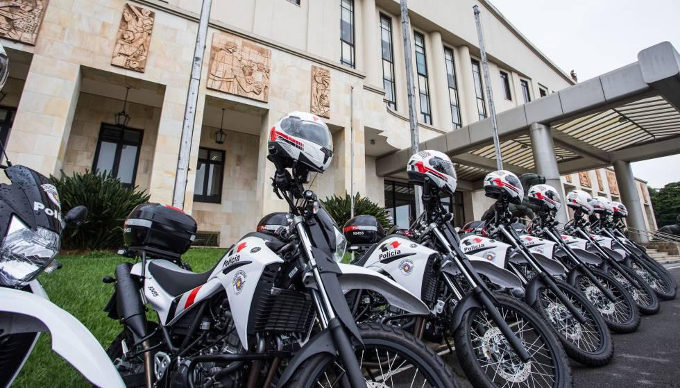 Motos no Palácio dos Bandeirantes: preso por desvio de dinheiro ex-coronel da assessoria do governador de São Paulo