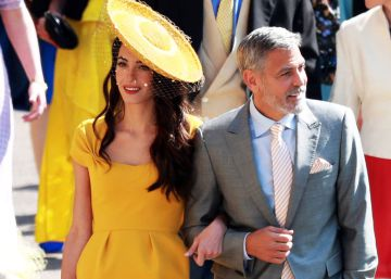 A realeza britânica e o mundo do espetáculo dão as mãos na cerimônia de Harry e Meghan Markle, repleta de rostos famosos