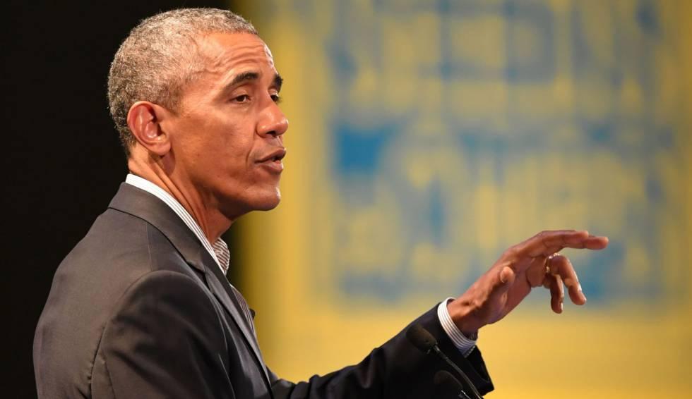 O ex-presidente Barack Obama, em maio de 2017.