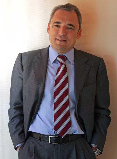 Rafael Simancas, candidato del PSOE a la Comunidad.