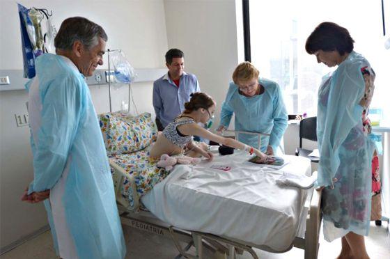 Adolescente que pediu a aplicação da eutanásia no Chile.