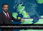 Llanfairpwllgwyngyllgogerychwyrndrobwllllantysiliogogogoch é pronunciado pela primeira na televisão em vídeo que já virou viral