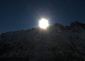 Nesta segunda-feira, a Lua terá sua aparência mais brilhante e maior desde 1948, embora seja muito difícil observar a diferença de tamanho
