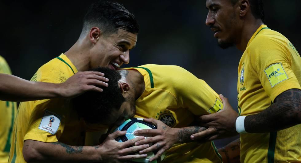 Brasileiros estão confirmados na Copa do Mundo de 2018.