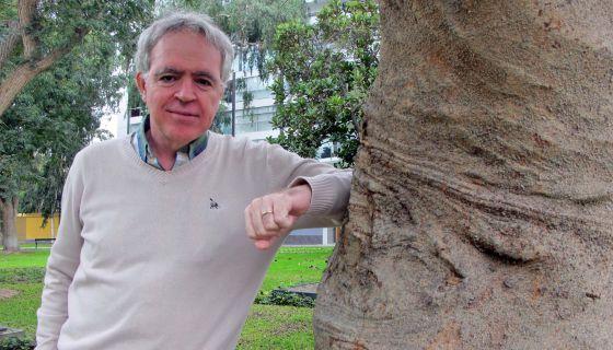 O cientista brasileiro Antonio Nobre.