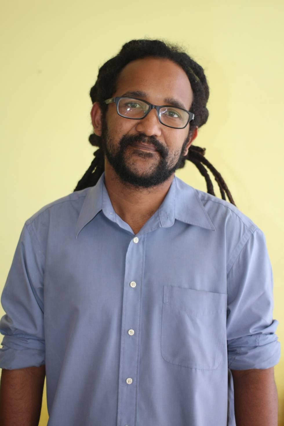 O historiador Dudu Ribeiro.