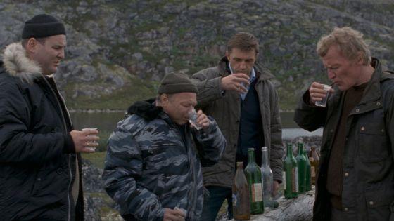 Cena do filme Leviatã, candidato ao Oscar.