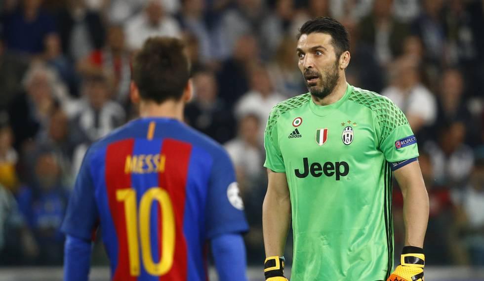 Buffon confia em classificação na Champions.