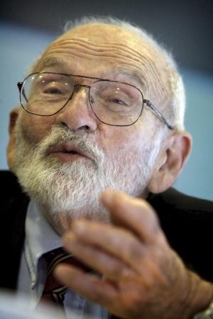 Tulio Halperin Donghi, historiador, em 2010.