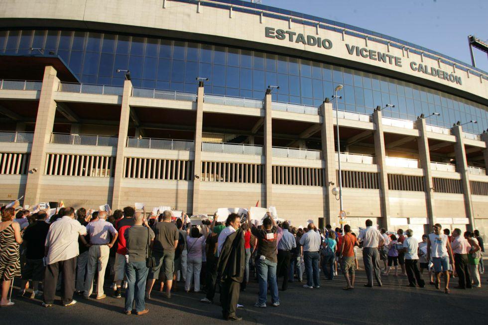 O Calderón sediará a final de Copa entre Barcelona e Sevilla.