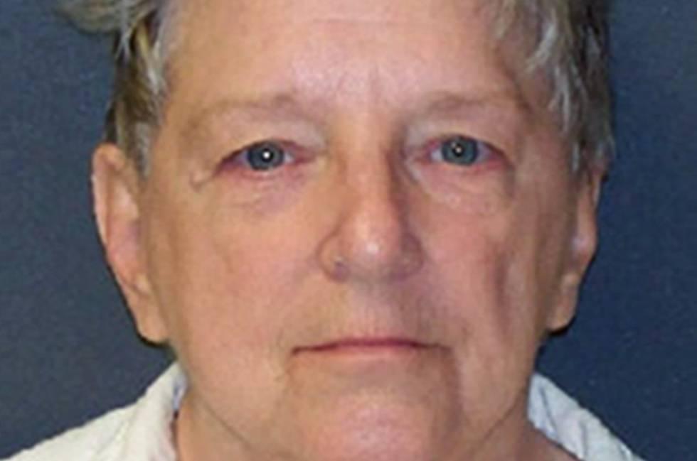 Genene Jones, de 66 anos, é uma imagem do Departamento de Justiça Criminosa.