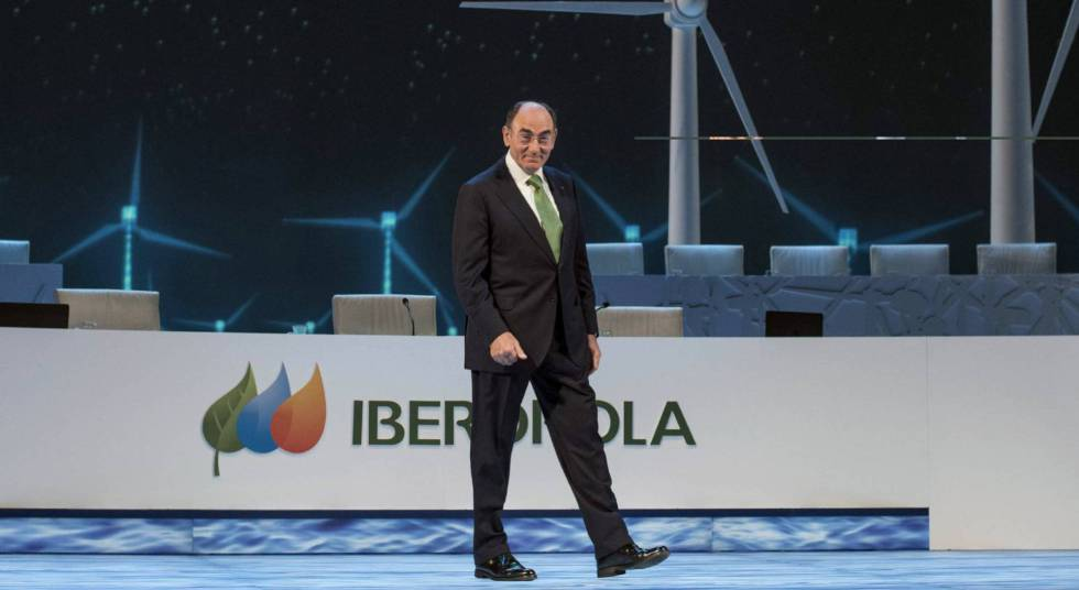 Ignacio Sánchez Galán, presidente da Iberdrola