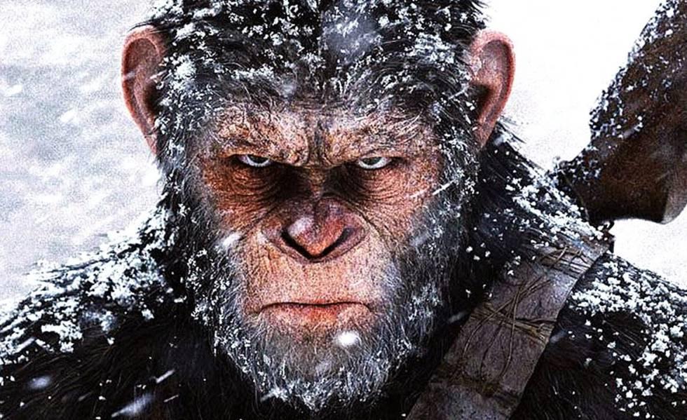 Imagem do filme 'Planeta dos Macacos: A Guerra'.