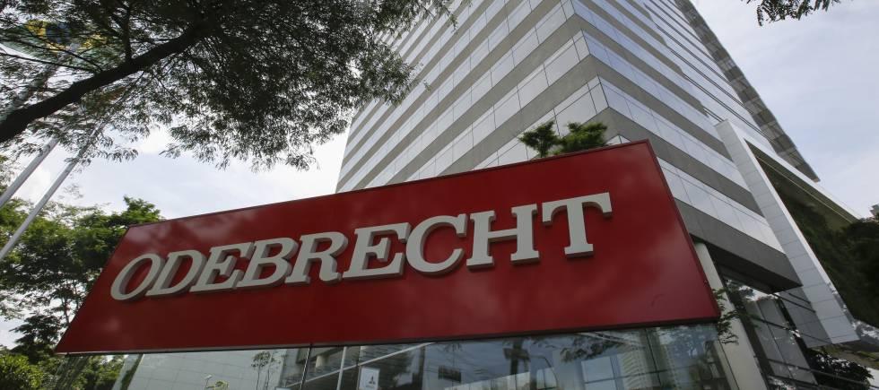 Sede da construtora Odebrecht em São Paulo (Brasil) em dezembro de 2016.