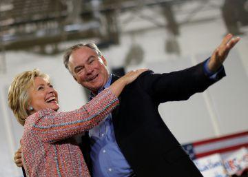 O veterano senador da Virgínia, candidato à vice-presidência dos EUA, pode ajudar a captar o voto centrista do Sul