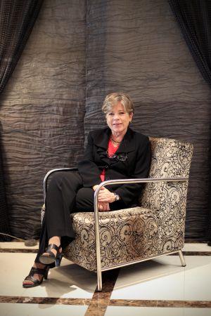 Alicia Bárcena, secretária executiva da CEPAL.