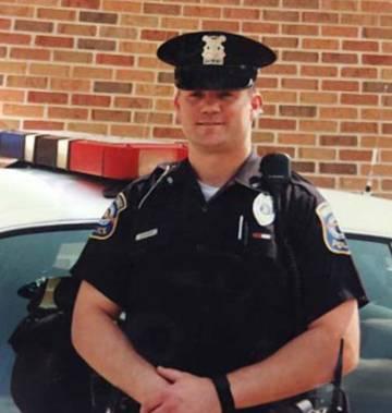 O sargento Cleon Brown, de Hastings, Michigan.