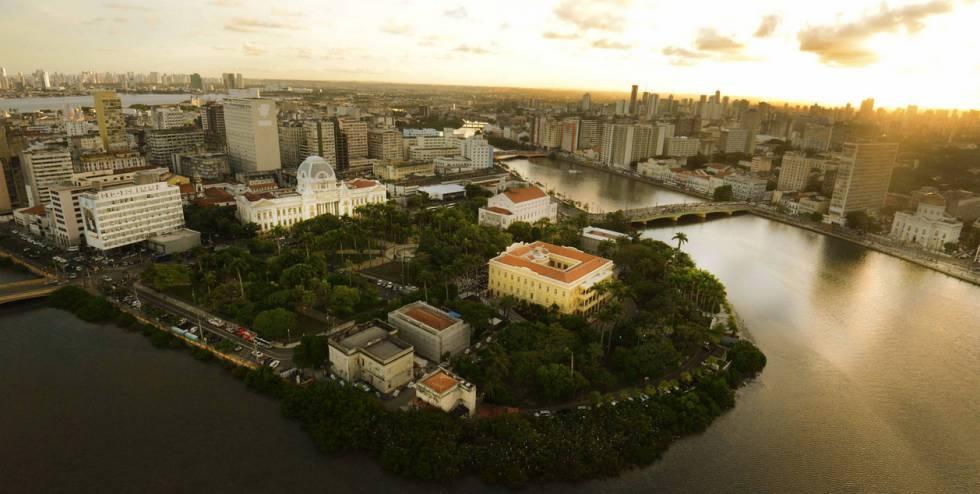 Vista do Recife.