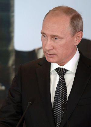 Putin, na última quarta-feira.