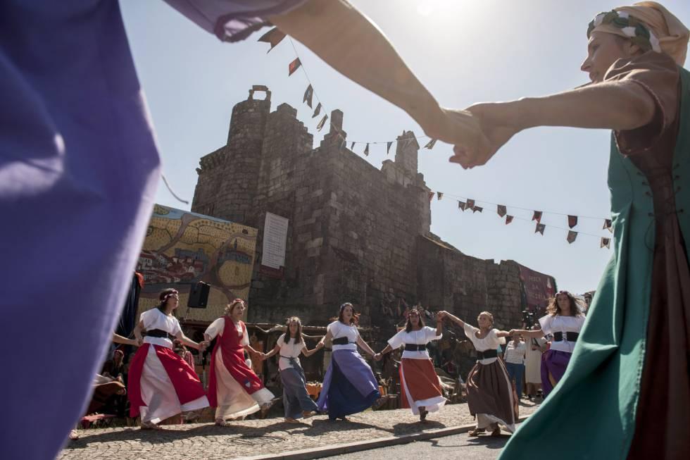Festa recorda a presença dos judeus em Ribadavia, na Espanha.