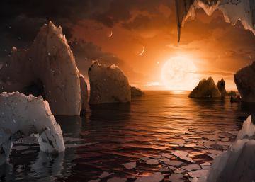 Sistema orbita em torno de uma estrela anã localizada a cerca de 40 anos-luz da Terra. Segundo a NASA, em todos os planetas há condições para abrigar vida